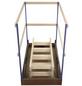 MINKA Lukenschutzgeländer, Weiß | Birke, Deckenmontage | Schraubmontage, Absicherung vom Dachboden-Thumbnail