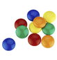 CONNEX Magnete, in Signalfarben, 10-teilig-Thumbnail