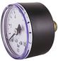 CORNAT Manometer, Kunststoff/Metall/Messing, grau-Thumbnail