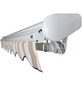 SPETTMANN Markise, BxT: 300x250 cm, weiss/braun/creme gestreift-Thumbnail