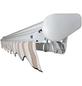 SPETTMANN Markise »SKY«, BxT: 350x300 cm, weiss/orange gestreift-Thumbnail