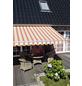SPETTMANN Markise »Star Klassik«, BxT: 250x200 cm, weiss/rot/gelb/orange/creme gestreift-Thumbnail