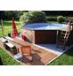 WEKA Massivholzpool-Set »Swimmingpool«, achteckig-Thumbnail