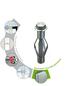TOX Metall - Hohlraumdübel, Stahl   verzinkt, 2 Stück, 12 x 68 mm-Thumbnail
