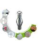 TOX Metall - Hohlraumdübel, Stahl   verzinkt, 4 Stück, 10 x 52 mm-Thumbnail