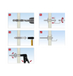 TOX Metall - Hohlraumdübel, Stahl | verzinkt, 4 Stück, 12 x 37 mm-Thumbnail