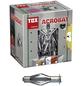 TOX Metall - Hohlraumdübel, Stahl   verzinkt, 50 Stück, 10 x 52 mm-Thumbnail