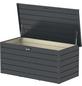 Metallgerätebox, BxHxT: 249,2 x 75,9 x 202,9 cm, anthrazit-Thumbnail