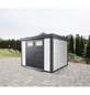 WOLFF FINNHAUS Metallgerätehaus »Eleganto 3024«, 15,8 m³, BxT: 298 x 238 cm-Thumbnail