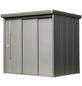 WOLFF FINNHAUS Metallgerätehaus »Sapporo 2215«, 7,3 m³, BxT: 220 x 159 cm-Thumbnail