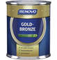 RENOVO Metallglanzfarbe, goldbronzefarben , seidenmatt-Thumbnail