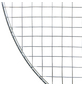 BELLISSA Metallrandsieb, Ø x H: 39  x 10  cm, Stahlblech-Thumbnail