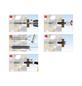 TOX metrischer Langdübel, Metall, 2 Stück, 12 x 120 mm-Thumbnail