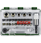 BOSCH Mini-Ratschen-Set »Promoline 2607017160«-Thumbnail