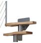 DOLLE Mittelholmtreppe »Basel«, , , bis 345 cm Raumhöhe-Thumbnail
