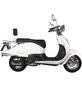 ALPHAMOTORS Mofa »Retro Firenze«, 50 cm³, 25 km/h, Euro 4-Thumbnail