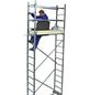 KRAUSE Montagegerüst »CORDA«, 420 cm Gerüsthöhe-Thumbnail