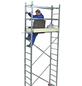 KRAUSE Montagegerüst »CORDA«, Gerüsthöhe: 420 cm-Thumbnail