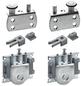 HETTICH Montagesatz, 16 mm, 19 mm, Stahl, Silber-Thumbnail