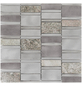 Mosaikmatte, BxL: 29,6 x 30 cm, Wandbelag-Thumbnail
