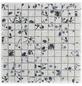 Mosaikmatte, BxL: 29,7 x 29,7 cm, Wandbelag-Thumbnail