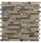 Mosaikmatte, BxL: 29,8 x 30,4 cm, Wandbelag-Thumbnail