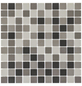 Mosaikmatte, BxL: 30 x 30 cm, Wandbelag/Bodenbelag-Thumbnail