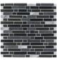Mosaikmatte, BxL: 30,6 x 31,5 cm, Wandbelag-Thumbnail