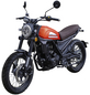 GT UNION Motorrad »Enduro Dakar«, 125 cm³, 95 km/h, Euro 5-Thumbnail