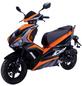 GT UNION Motorroller 45 km/h-Thumbnail