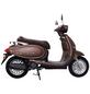 ALPHAMOTORS Motorroller »Cappucino«, 50  cm³, 45 km/h, Euro 4-Thumbnail