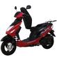 ALPHAMOTORS Motorroller »CityLeader«-Thumbnail