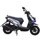 GT UNION Motorroller »PX55 Cross-Concept«, 50 cm³, 45 km/h, Euro 4-Thumbnail