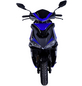 GT UNION Motorroller »Striker«-Thumbnail