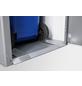 BIOHORT Mülltonnenbox »Alex«, aus Stahlblech, 80x129x88cm (BxHxT), 740 Liter-Thumbnail