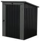 Westmann Mülltonnenbox, aus Stahlblech, 104x134x101cm (BxHxT), 240 Liter-Thumbnail