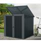 Westmann Mülltonnenbox, aus Stahlblech, 158x134x101cm (BxHxT), 480 Liter-Thumbnail