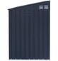 Westmann Mülltonnenbox, aus verzinktem Stahl, 172x128x97cm (BxHxT), 480 Liter-Thumbnail