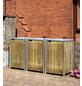 HIDE Mülltonnenbox, B x T: 209 x 80.7 cm-Thumbnail