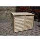 PROMADINO Mülltonnenbox »Vario III«, aus Kiefernholz, 92x122x148cm (BxHxT), 480 Liter-Thumbnail