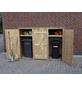 PROMADINO Mülltonnenschrank, aus Holz, 238x161x101cm (BxHxT), 2.900 Liter-Thumbnail