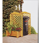 PROMADINO Mülltonnenspaliersystem »Rex«, 131cm x 127cm x 79cm (BxHxT), 480 Liter-Thumbnail