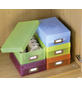 WENKO Multi-Boxen 5er Set in verschiedenen Farben-Thumbnail