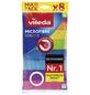 VILEDA Multifunktionstuch, BxL: 16,5 x 30 cm, Polyester/Polyamid (PA)-Thumbnail