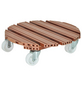 WAGNER Multiroller »GreenHome«, Ø: 38 cm, Holz-Polymer-Werkstoffe (WPC)-Thumbnail