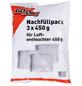GO/ON! Nachfüllpaket für Luftentfeuchter, für Räume bis 16 m², 0,7 l, Calciumchlorid-Granulat-Thumbnail