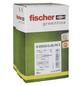FISCHER Nageldübel, N GREEN, Nylon, 45 Stück, 8 x 80 mm-Thumbnail