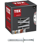 TOX Nageldübel, Polyamid (PA), 50 Stück, 6 x 35 mm-Thumbnail