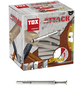 TOX Nageldübel, Polyamid (PA), 50 Stück, 6 x 80 mm-Thumbnail