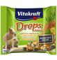 VITAKRAFT Nager-Snacks »Drops mini«, 40 g, Karotte/Löwenzahn-Thumbnail